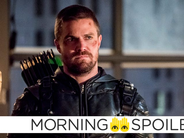 Arrow's Star Leaves the Door Open for a Post-Series Finale Return