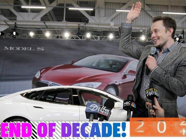 Tesla's Decade Of Survival