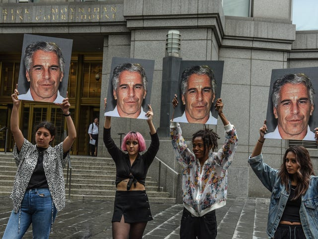 The Real Jeffrey Epstein Scandal Has Unfolded In Front of an Indifferent Public For Decades