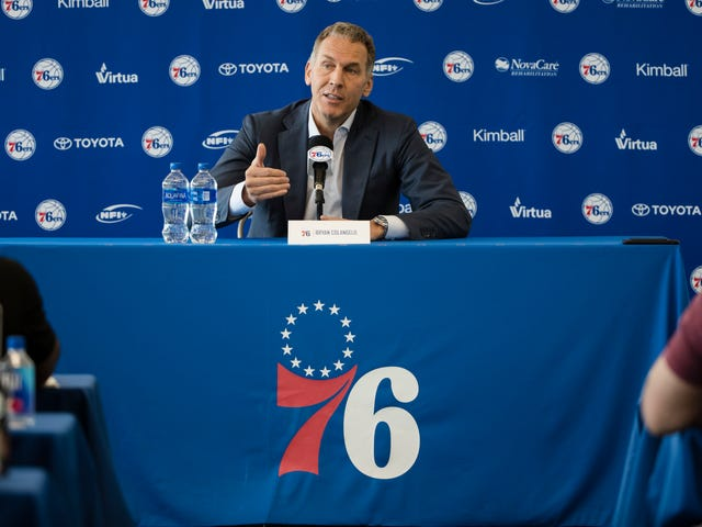 Bryan Colangelo Steps Down as Philadelphia 76ers President of Basketball Operations After Twitter Scandal