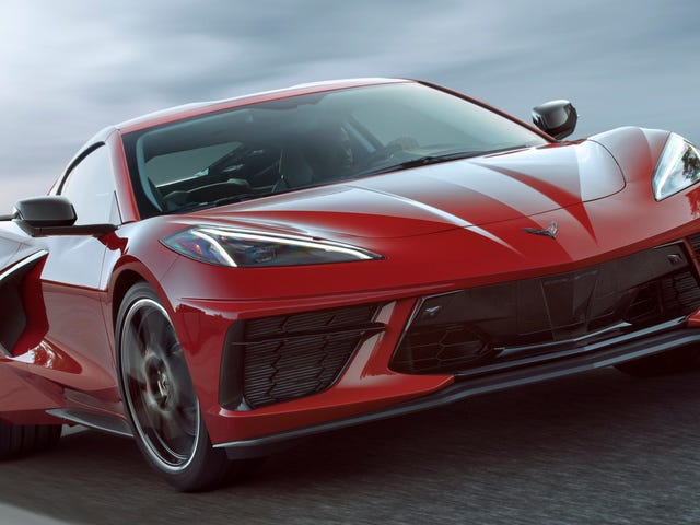 The C8 Corvette ZR1 Will Be Hybrid And Make 900 HP: Report