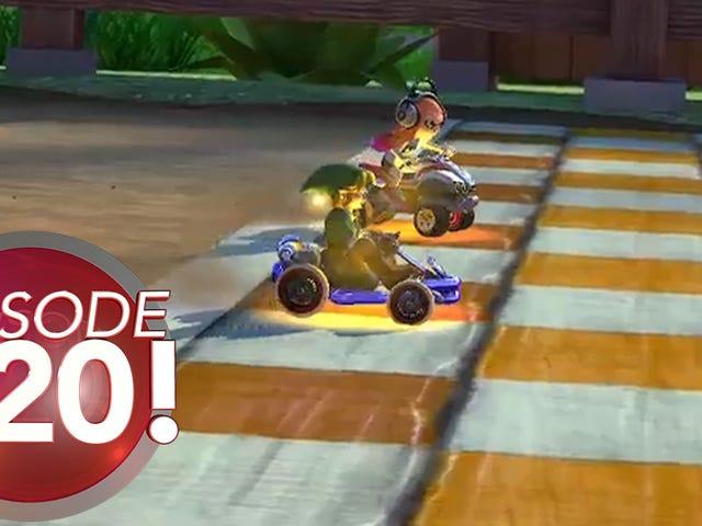 Chiến thắng <i>Mario Kart</i> sẽ khiến tôi thất vọng