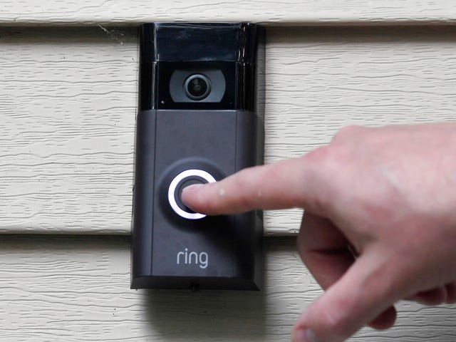 Ring utlovad Swag till användare som narc på sina grannar