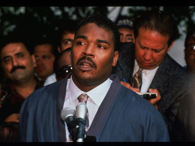 Rodney King's Daughter Is Working With LAPD to Bridge Gap Between Police and Citizens