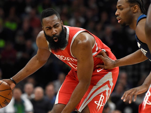 The Rockets Fine-Tuned Their Equation And Became Invincible