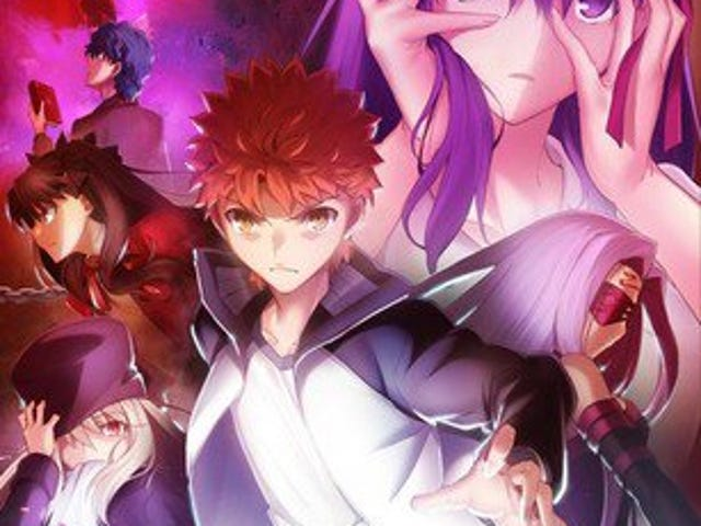 Enjoy the subtitled trailer of the 2nd movie of Fate/Stay Night heaven´s feel