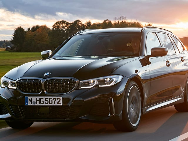 BMW Says It'll Make Gas Engines For At Least 30 More Years