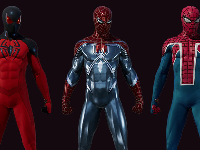 The Comic Book Lore Behind the 3 New Costumes Coming to Marvel's Spider-Man