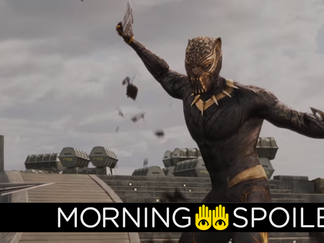 New Details About the Background of Black Panther's Big Villain
