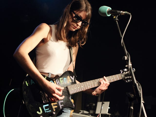 Colleen Green's album-length cover of Blink-182's Dude Ranch is a sepia-toned ode to adolescence