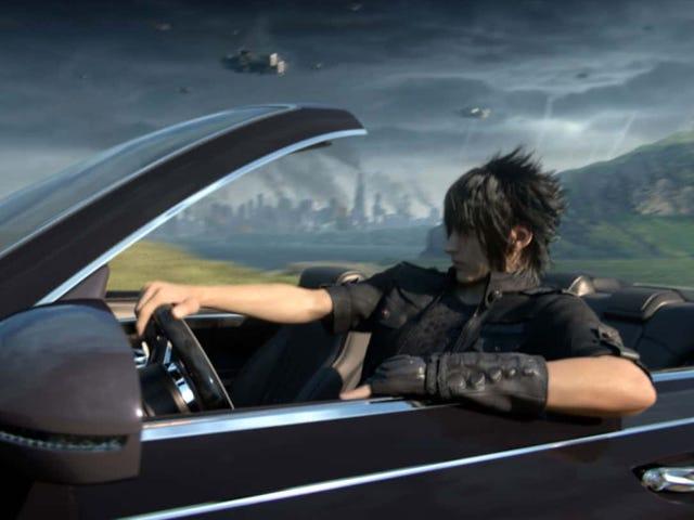 Someone Leaked <i>Final Fantasy XV</i>'s Ending Six Months Ago