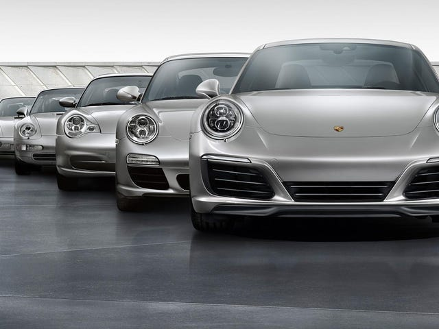 Happy 70th Birthday to Porsche