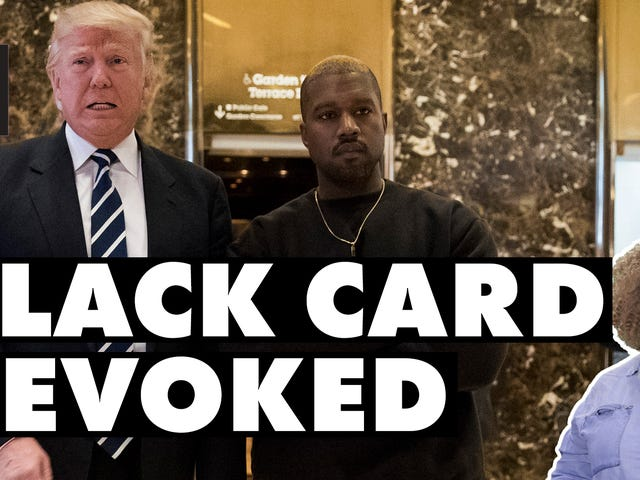 Judge of Characters: Kanye West Doesn't Care About Racism