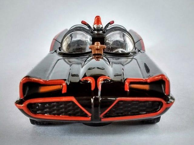 Hot Wheels 1:50 '66 Batmobile