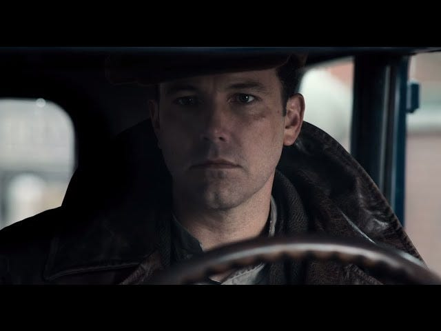 Ben Affleck returns to form in the Live By Night trailer