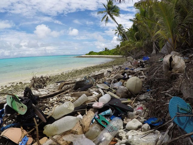 An Estimated 414 Million Pieces of Plastic Have Piled Up on Australia's Best Beaches
