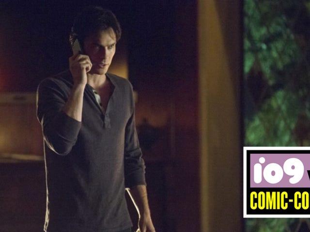 <i>The Vampire Diaries</i> è stato risucchiato asciutto, termina la prossima stagione