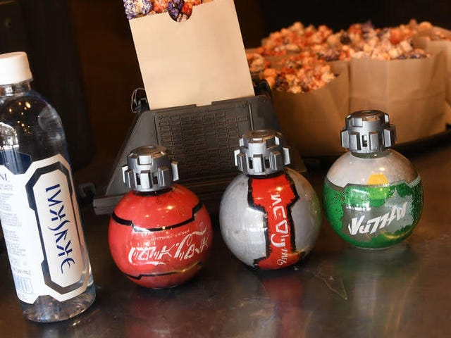 You Can't Bring Galaxy's Edge Coke Bottles on Planes Because the TSA Thinks They Look Like Bombs