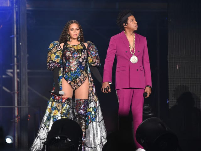 Beyoncé And Jay-Z Headline the 2018 Global Citizen Festival to Honor Nelson Mandela's Legacy