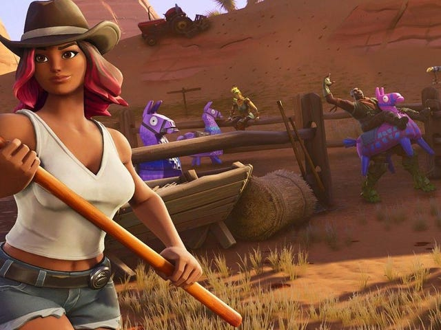 Epic Games Says Fortnite's New Breast Physics Were 'Unintended, Embarrassing, Careless'