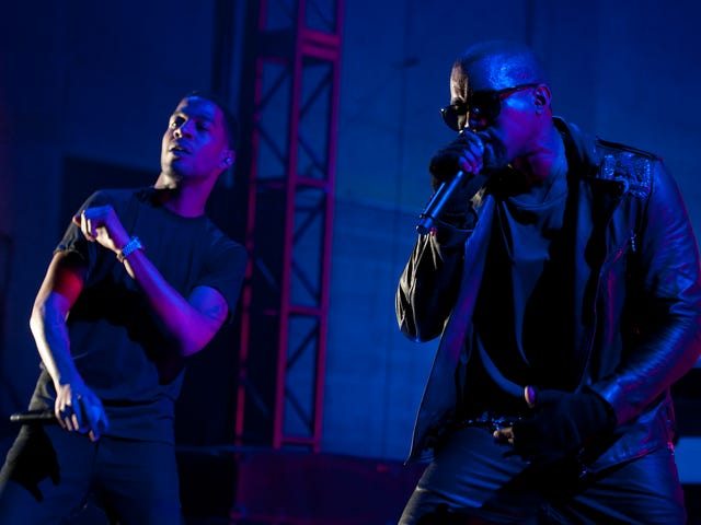 I'm ReallyExcited for This Kanye West and Kid Cudi Album