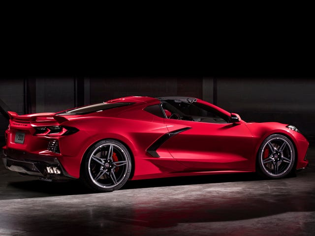 Was möchten Sie über die 2020 Chevrolet Corvette wissen?