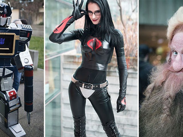 The Best Cosplay From Emerald City Comic Con