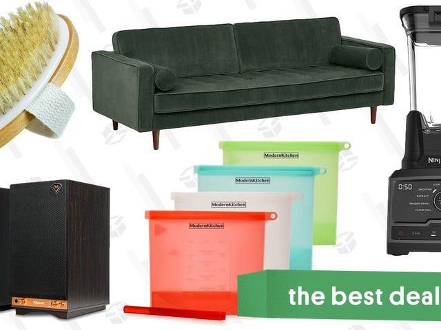 Tuesday's Best Deals: Casper Mattresses, Ninja Kitchen Gear, Amazon Furniture, and More
