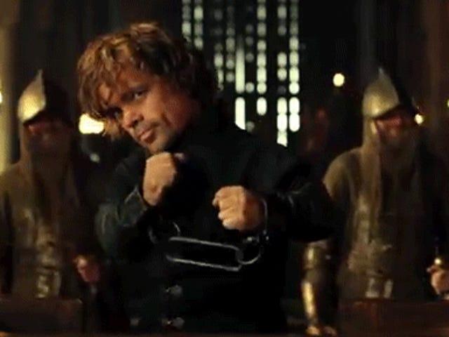 Ang mga nakakatawang maikling larawan ang nais nating mangyari sa <i>Game of Thrones</i>