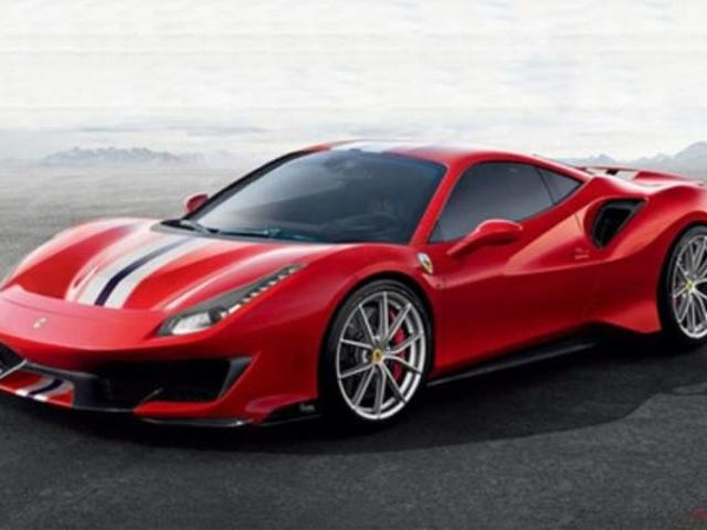 Thoughts on the 700+ hp Ferrari 488 Pista?