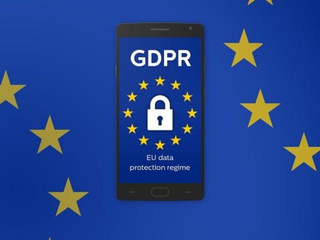 Per quanto riguarda il GDPR, si tratta di una situazione di privacità