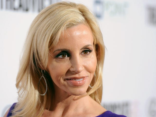 Camille Grammer's Alleged Racist Remarks Edited Out of The Real Housewives of Beverly Hills