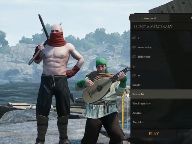<i>Mordhau</i> Players Glitch Out Of Map, um sich gegenseitig zu trollen