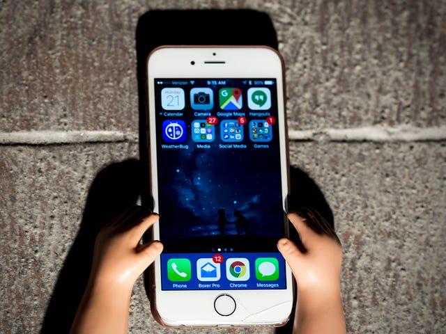 Itse asiassa pieni iPhone on huono