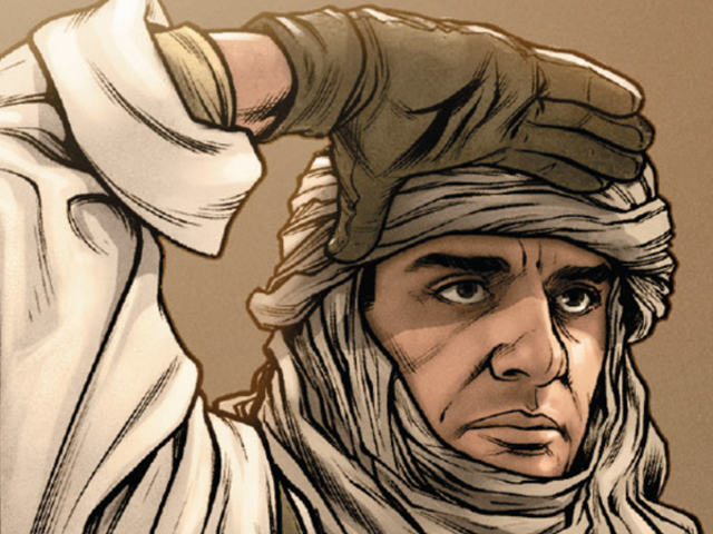 The LatestPoe DameronComic Connects His Missing Journey Through The Force AwakenstoThe Last Jedi