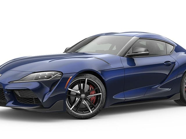 Technically, the New Supra is Actually an MR2