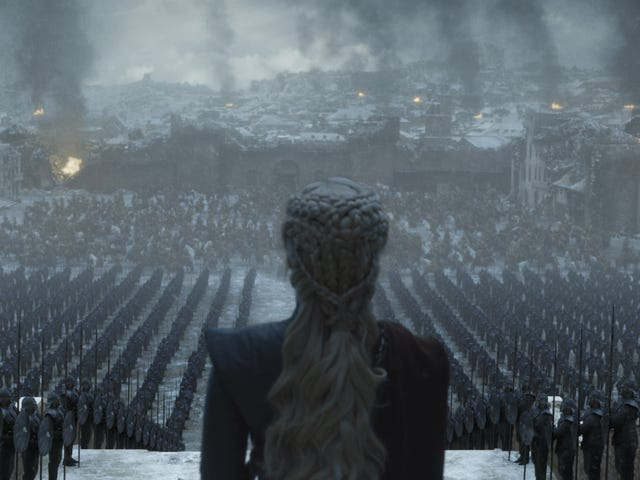 The final <i>Game Of Thrones</i> brings a pensive but simple meditation on humankind (newbies)