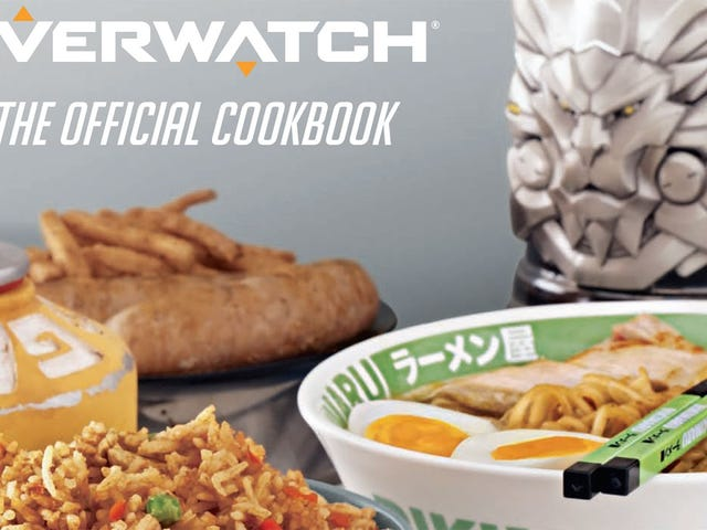 ตำรา Overwatch เป็นทางการช่วยให้คุณสร้างขนมวัยเด็กที่โปรดปรานของ Pharah ได้