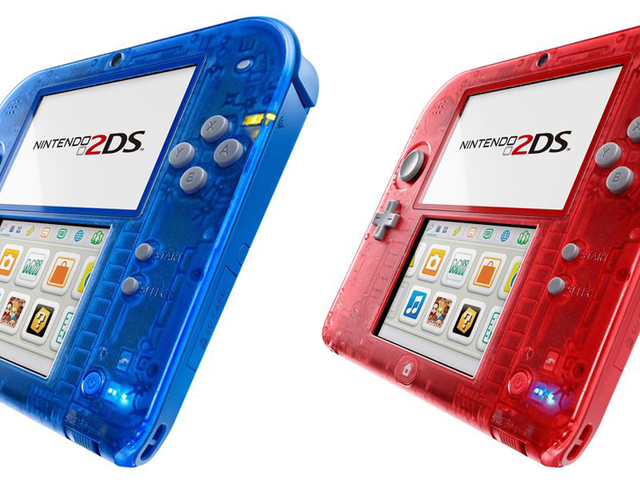Thank Pokémon for the Cool Transparent 2DS Handhelds