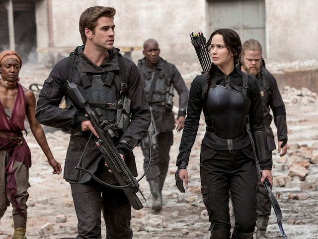 Mockingjay—Part 1 Is Katniss' True Teenage Rebellion