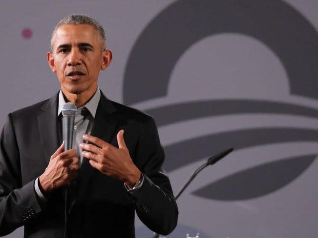 Pemimpin Demokratik Negara untuk Calon Presiden: Ingat Kalian Semua Tidak Barack Obama