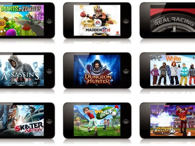 The Ten Commandments of Mobile Gaming