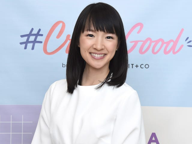 Last Call: Marie Kondo heads to Netflix on January 1 to help you find tidying joy