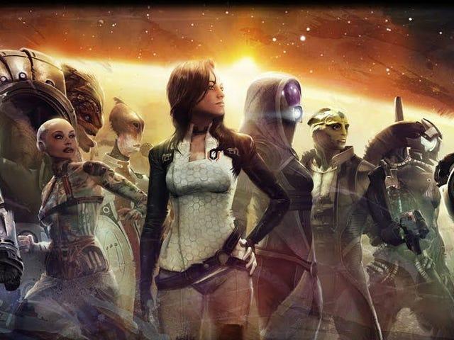 Momen yang Membuat Kami Jatuh Cinta dengan Video Game <em>Mass Effect</em>