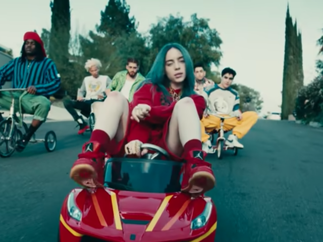 """Billie Eilish's """"Bad Guy"""" is now a meme, for 'twas ever thus"""