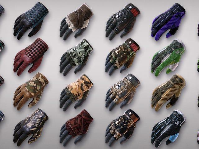 <i>Counter-Strike</i> Adds Buyable Glove Skins