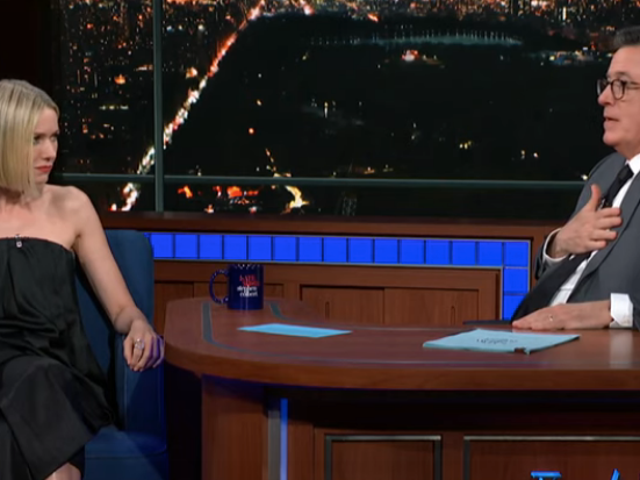 On The Late Show, Naomi Watts shows off her scream queen pipes, stays mum on the Game Of Thrones prequel