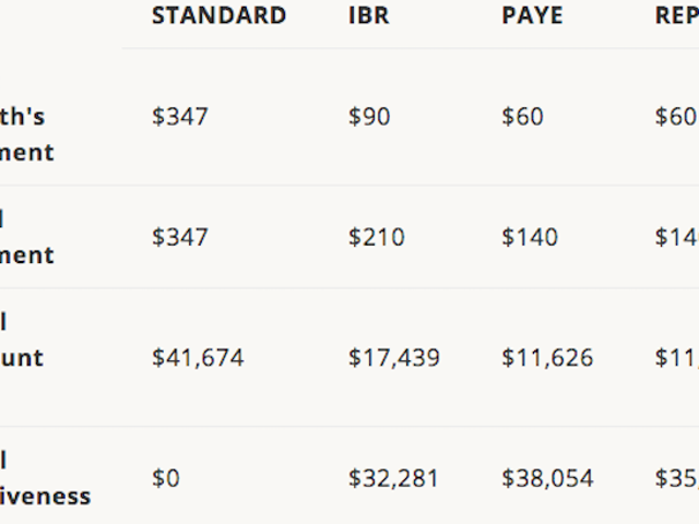 This Tool Estimates How Much of Your Student Loan Will Be Forgiven If You Qualify