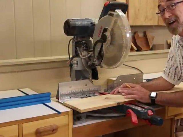 Построить пандус для выравнивания электроинструментов на неровных полах