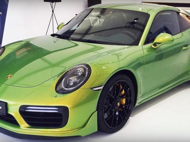 Все, что вы могли купить за цену этой работы Porsche 911